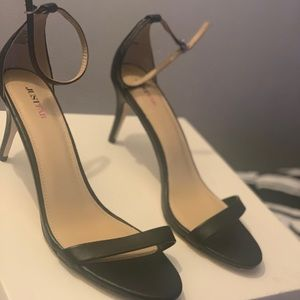 Brand new one strap heels